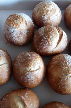Petit pains individuels